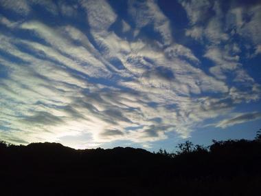 空は心模様