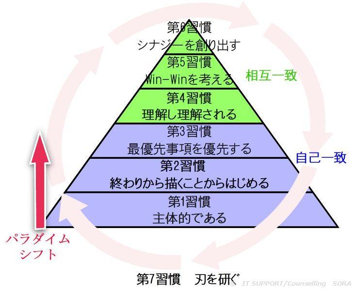 7つの習慣プロセス