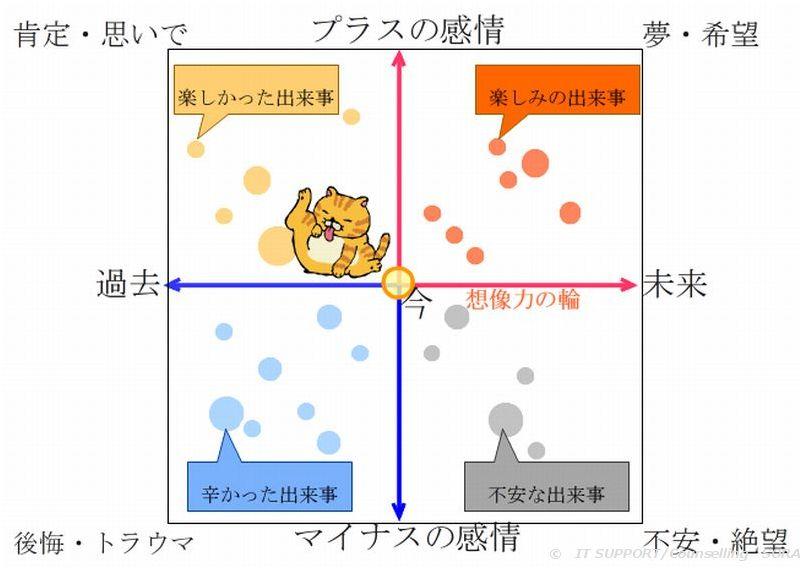 猫の想像力