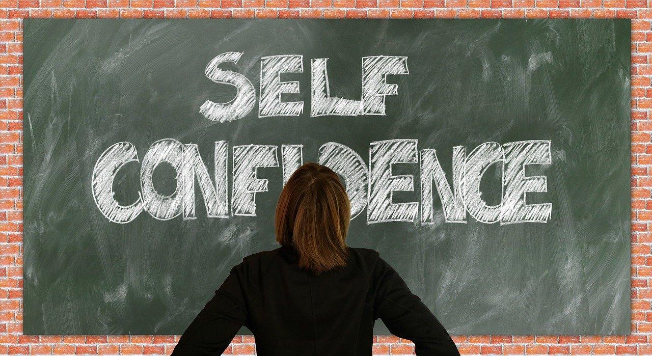 自分に自信を持つ方法