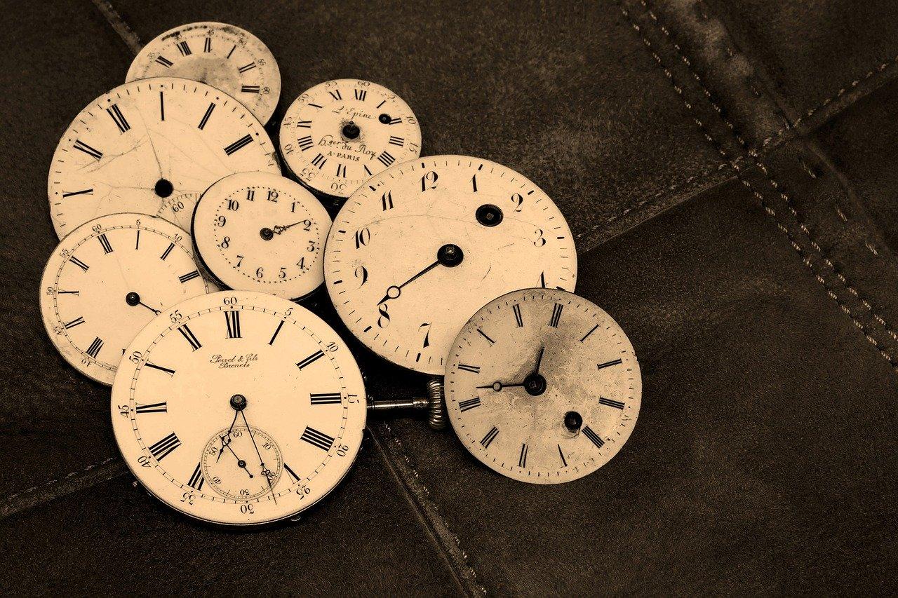 時間とは、生きるということ