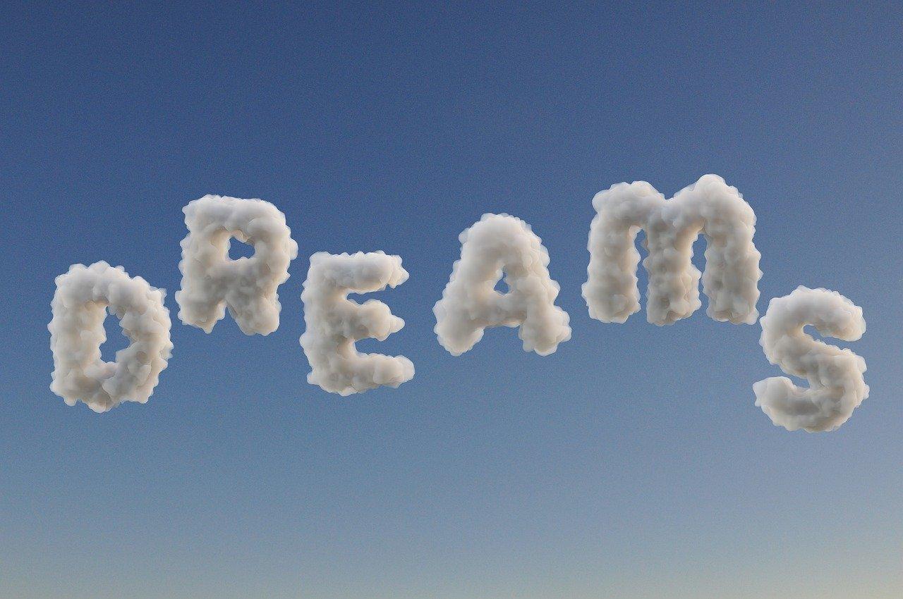 夢を叶えるのはすべて自分次第