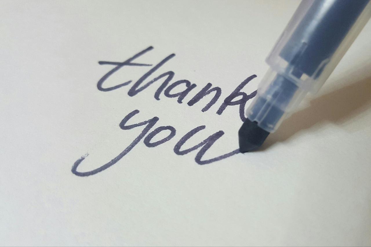 心から「ありがとう」と思えることを見つけよう